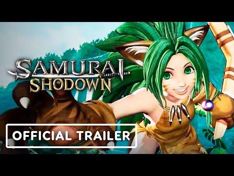Samurai Shodown - Official Cham Cham Character Trailer