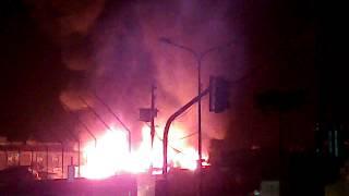 Malaking Sunog Sumiklab Sa Tondo Manila,03/23/2014
