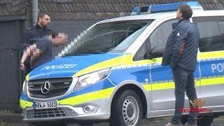 Schüsse auf Wohnhaus! SEK nimmt 32-Jährigen fest (Siegen/NRW)