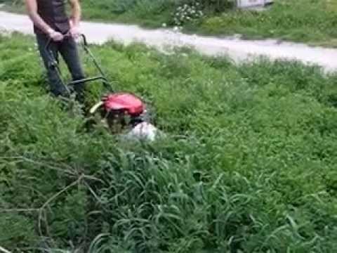 Trincia carli per piccoli motocoltivatori funnydog tv for Bcs 602 con piatto taglia trincia erba