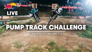 REPLAY: Crankworx Innsbruck Rockshox Pump Track Challenge