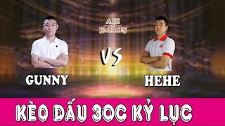 🔴[Trực tiếp AOE] Gunny vs HeHe - 30C Kỷ Lục Guinness AOE | Ngày 18-05-2019