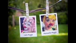 クラウン マギーを紹介するよ。