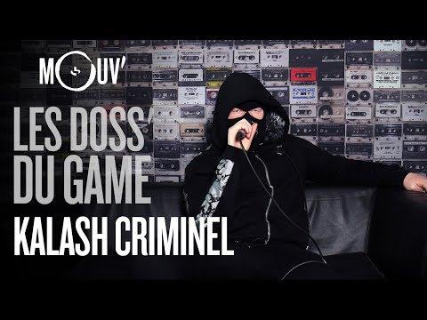 Youtube: KALASH CRIMINEL raconte sa session studio particulière avec Vald