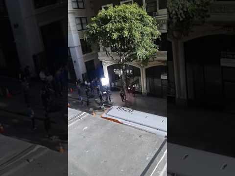 Movie Shoot @ Historic core