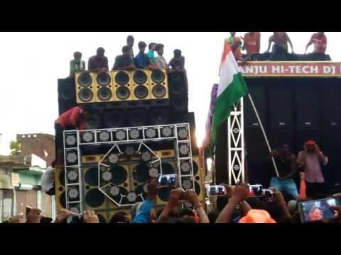 BOL BAM Dj comptition baskhari ambedkarnagar 2018