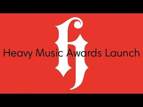 Heavy Music Awards Launch | Ticketmaster UK