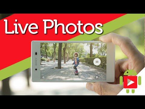 Hacer Live Photos en Cualquier Android