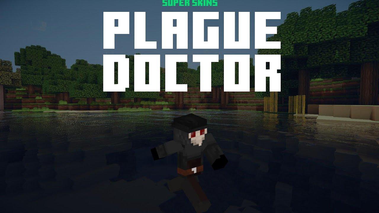 Best Plague Doctor Minecraft Skin ⚡ Free Download Links ⚡ Plague Doctor
