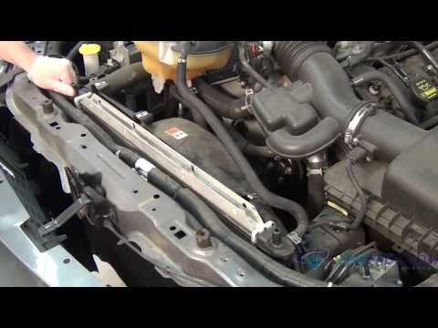 a/c-condenser-replacement-ford-mustang-2005-2014