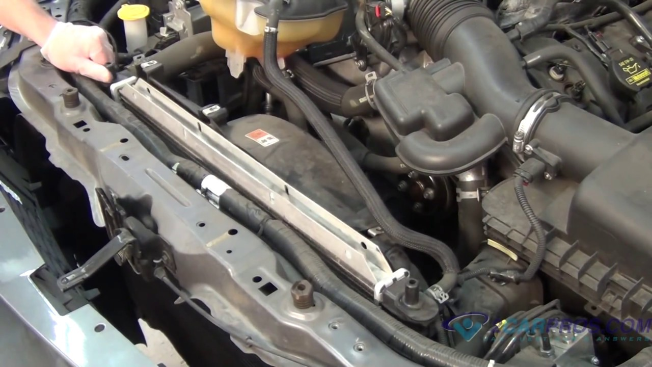 A c condenser replacement ford mustang 2005 2014