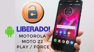 Cómo liberar motorola moto z play 2 XT1710 Moto Z2 Force XT1789 AT&T Movistar Telcel