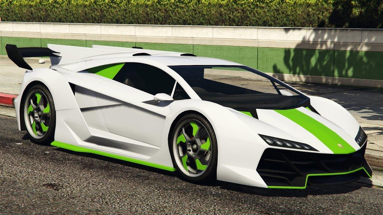 Gta 5 Online Seltene Autos