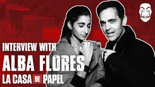 La Casa de Papel | Entrevista con Alba Flores