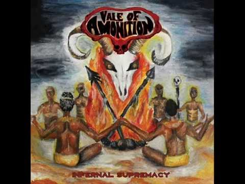 Vale of Amonition - Tribes of the Underground - African Metal Band
