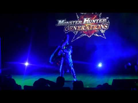 related image - Magic - Monaco International Cosplay Master 2017 - 07 - Monster Hunter - NightCold Créations