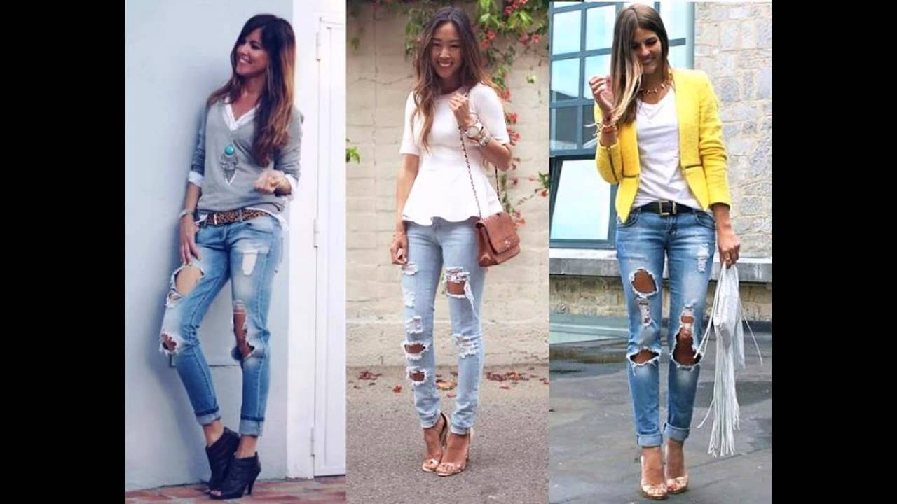 Outfits urbanos para mujeres - YouTube