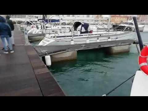 Istituto Nautico Cappellini Livorno Settimana BLU Classi 3' Skipper Andrea