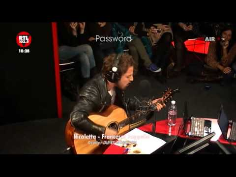 James Morrison - You give me something (live on RTL 102.5 TV 24-11-2011)