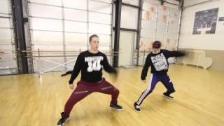 Double Bubble Trouble - Drew Clark Choreography