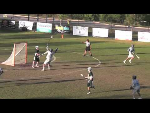 Ryan Kelly Lacrosse Highlights 2016
