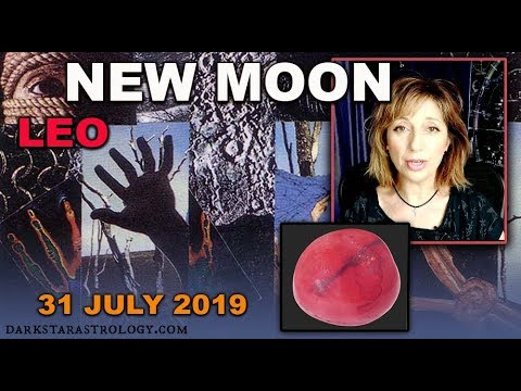 New Moon July 2019 ~ Hive Mind - Darkstar Astrology