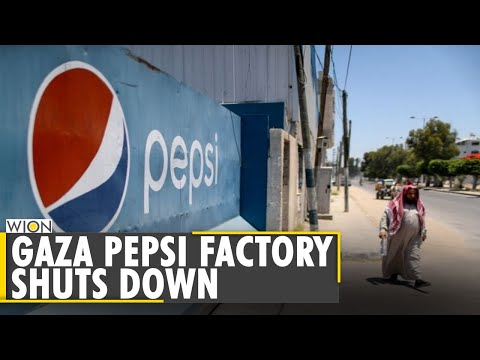 Israel-Palestine Clashes: Gaza Pepsi factory forced to halt operations | Latest Wold English News