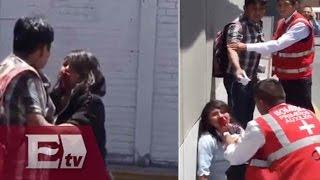 Golpea a su novia embarazada y queda grabado en video / Paola Virrueta