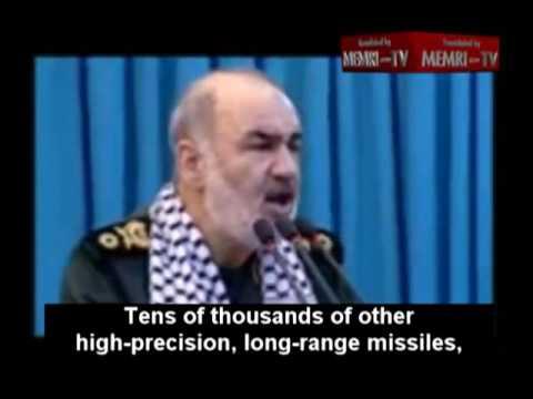 Irański generał o gotowości zniszczenia Izraela