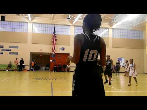 Detroit West Side Academy Girls Basketball at UPSM 2017-18