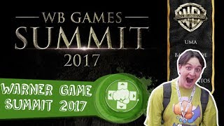 WARNER GAME SUMMIT 2017! | Meia-Lua Opina thumbnail