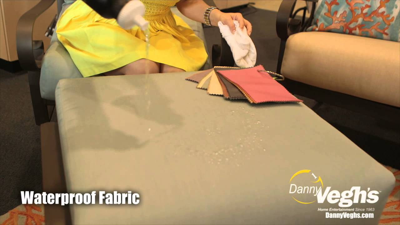 Waterproof Fabric For Patio Cushions   YouTube Part 57