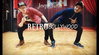 Main Khiladi Tu Anari -  Retro Bollywood | Bollywood Dance Cover | Joseph Martin Choreography