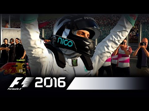 F1 2016 - out now on iOS!