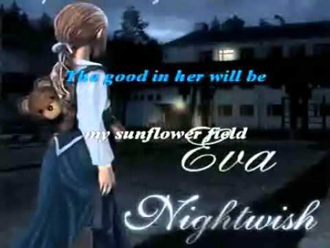 Nightwish - Eva Lyrics