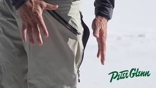 Ski Pants - 2018 Black Diamond Mission GORE-TEX Shell Ski Pant Review by Peter Glenn