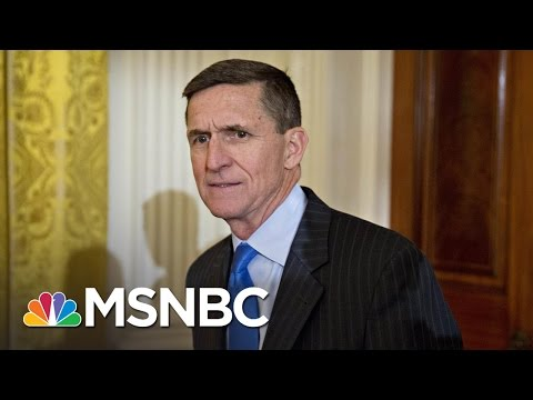 The Backstory BehindMichael  Flynn's Immunity Plea | MTP Daily | MSNBC