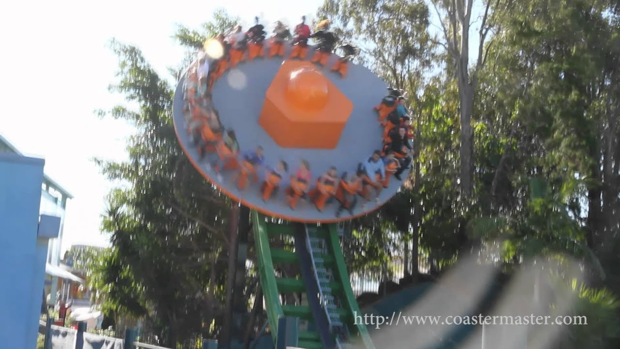 1080p Dreamworld POV Shockwave, HD - Offride YouTube