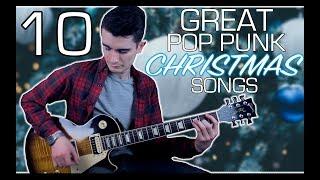 10 Great Pop Punk Christmas Songs w/ Tabs
