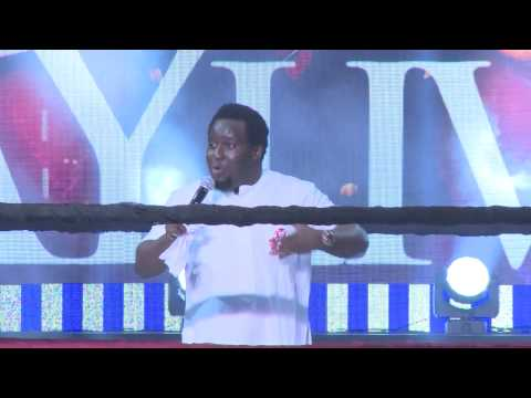 Video (standup): Comedian Dan D'humorous Talks About Governors at AY Live