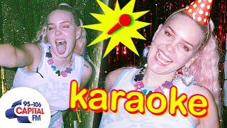 Anne-Marie Does... Karaoke With Roman Kemp   Capital