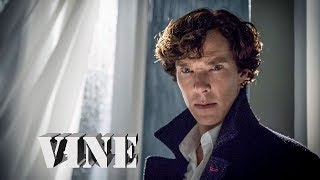 Шерлок Холмс вайн / Sherlock Holmes vine