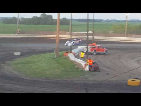 Mike Provenzano heat 2 at Sycamore Speedway-7/13/2019