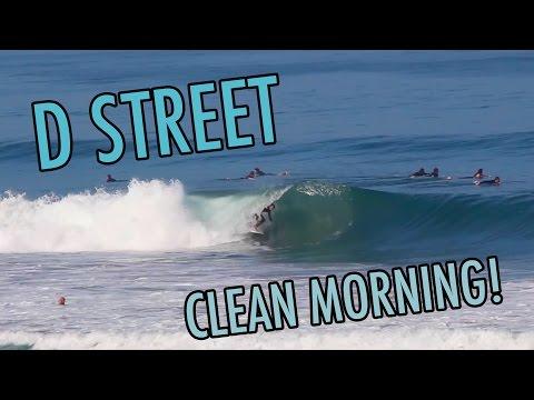 D Street Encinitas | Surfing | 06-26-16