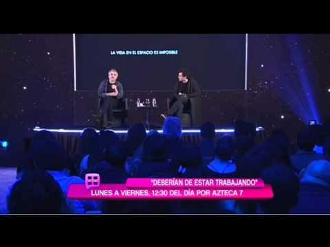 Un periodista de TV Azteca creyó que Gravity de Alfonso Cuarón fue grabada en el espacio