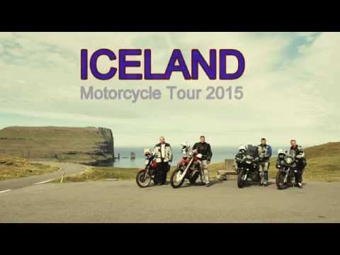 Iceland motorcycle trip 2015