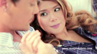 Geneva Cruz & Lee Paulsen Pre-nuptial Teaser by Nice Print Photography