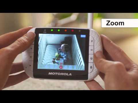 Motorola MBP36 Video Monitor At Toys