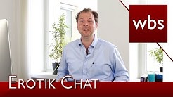 JVA Beamte dürfen keinen kommerziellen Erotik Chat betreiben | Rechtsanwalt Christian Solmecke