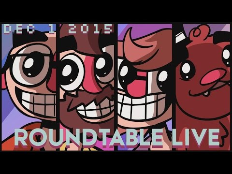 Roundtable Live! - 12/1/2015 (Ep.24) [Fraud]